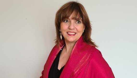 Gema Pérez Ramón, directora de la Agencia Tributaria de Madrid