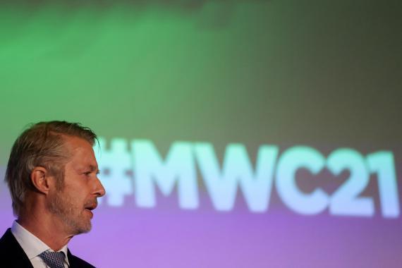 Mats Granryd, director general de la GSMA.
