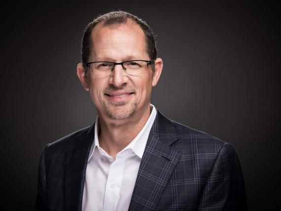 Jeff Maggioncalda, CEO de la plataforma de aprendizaje online Coursera.