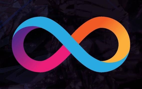 Logo de Dfinity, la fundación que ha creado la criptomoneda Internet Computer (Dfinity)