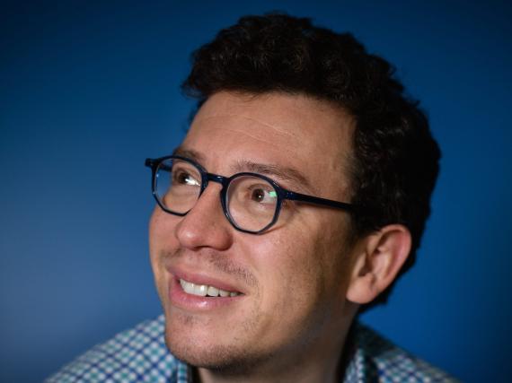 Luis von Ahn, CEO y cofundador de Duolingo.