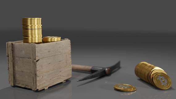 La minería de bitcoin consume 113,89 teravatios a la hora (Pixabay)