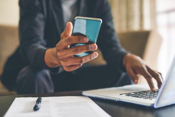 Operaciones con la Seguridad Social vía SMS