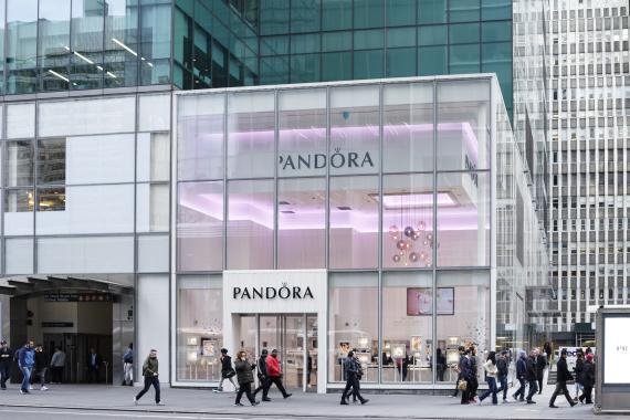 Pandora Neva York