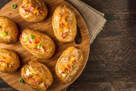 Patatas beneficios