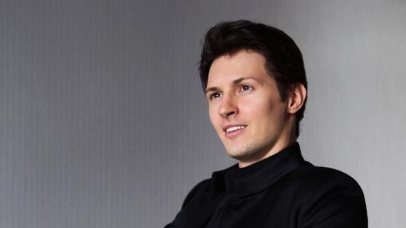 Pavel Durov, CEO de Telegram