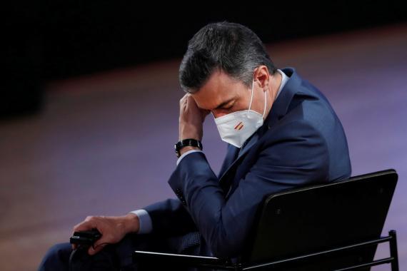 Pedro Sánchez, presidente del Gobierno de España.