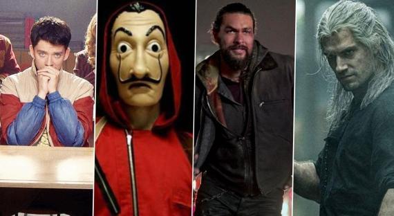 Las 9 películas y series más potentes que llegan a Netflix en la segunda mitad de 2021