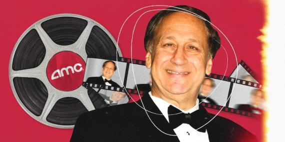 Adam Aron, el CEO de AMC.