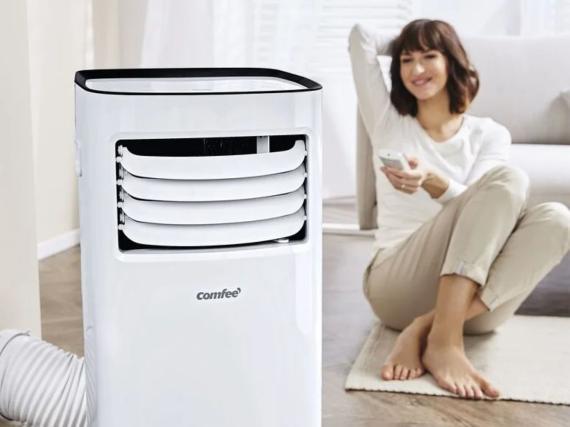 Aire acondicionado portátil Comfee de Lidl, rebajado a menos de 200 euros