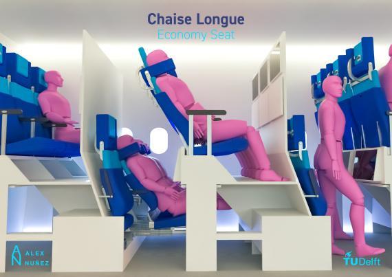 'Chaise Longue Economy Seat'.