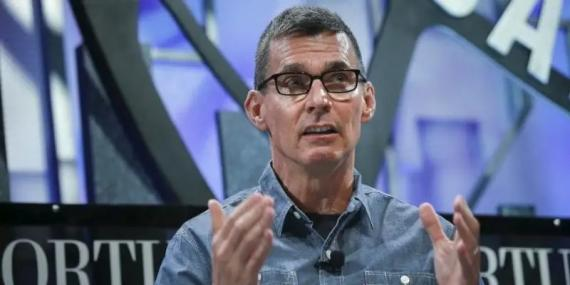 Chip Bergh, President and CEO of Levi Strauss.