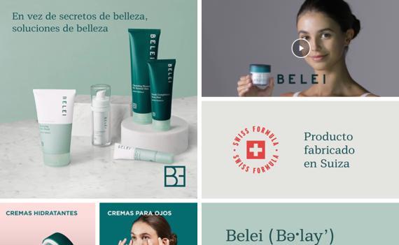 cremas marca blanca Amazon