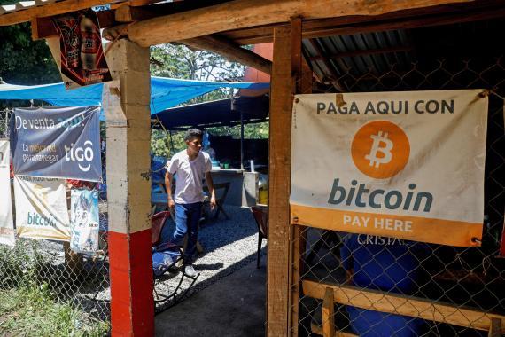 Hasta dónde caerá el bitcoin
