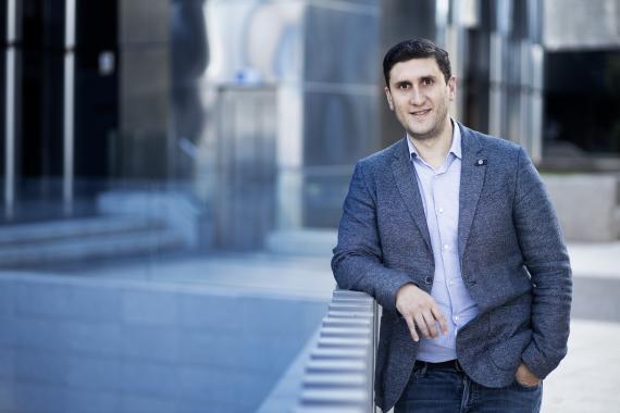 Hablamos con Federico Pienovi, CBO para la región EMEA de Globant.