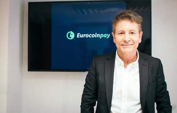 Herminio Fernández, CEO de Eurocoinpay