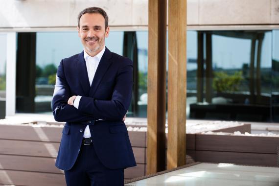 Isacc Vitini, director de recursos humanos de ING España.