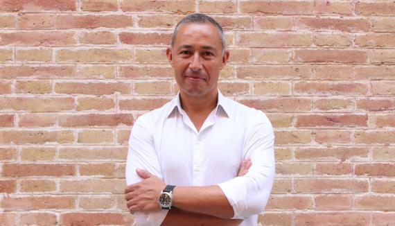 Jaime Jiménez, CEO de Hastee.