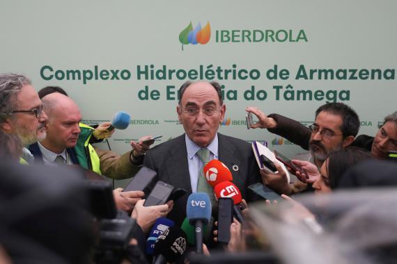 José Ignacio Galán, consejero delegado de Iberdrola.