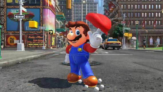 Mario trabajos