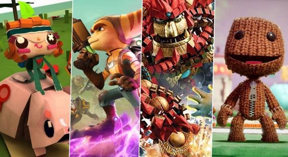 Los mejores videojuegos para niños de PlayStation: 14 propuestas para disfrutar y aprender jugando solos
