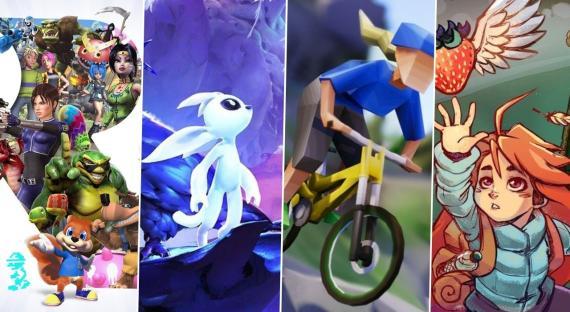 Los mejores videojuegos para niños de Xbox