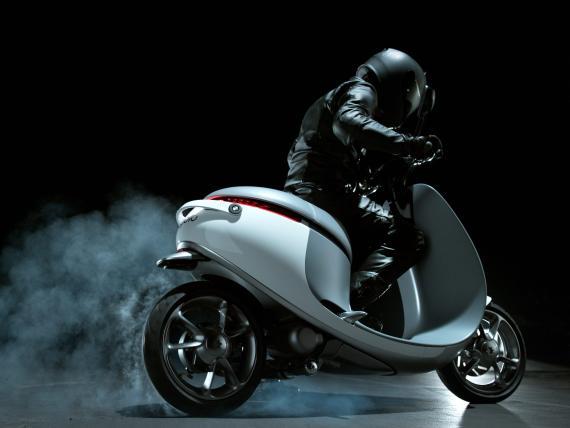 Motos eléctricas Gogoro