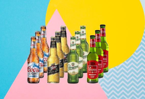 pack cervezas lagers del mundo