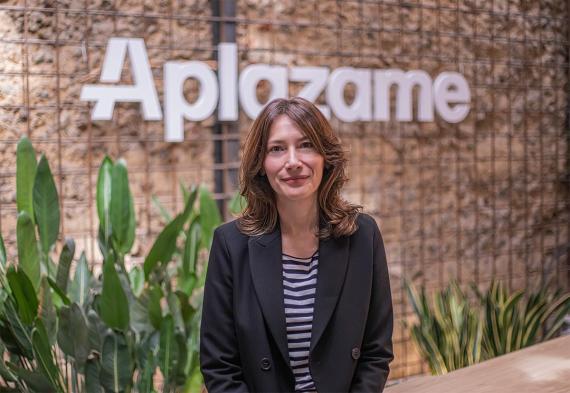 Raquel Garcés, CEO de Aplázame.