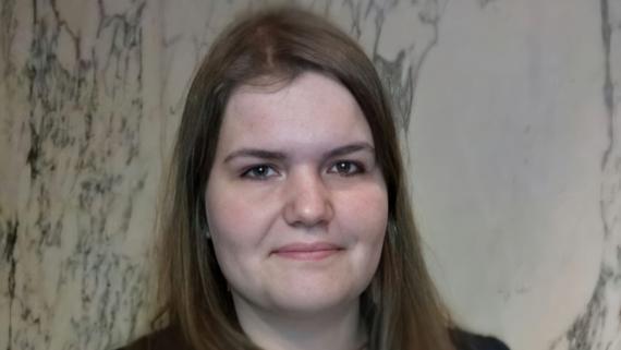 Raquel Jorge Ricart, politóloga y experta en políticas tecnológicas públicas.