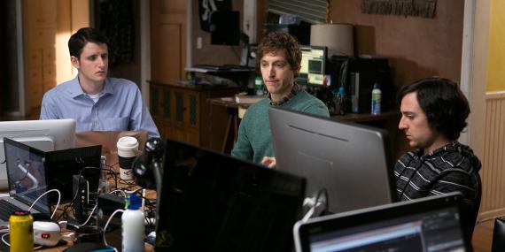 Fotograma de la serie 'Silicon Valley' de HBO.