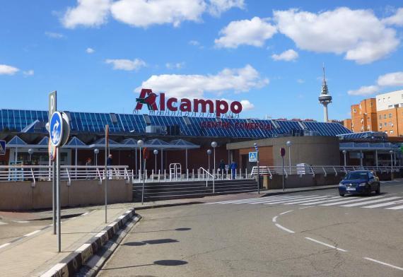 Supermercado Alcampo