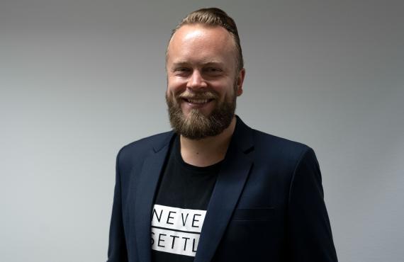 Tuomas Lampen, responsable de Estrategia de OnePlus en Europa.