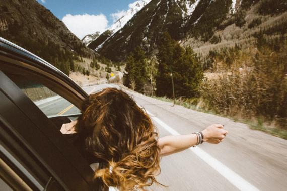 Viajar en coche