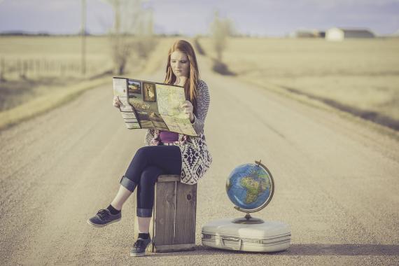 Con esta web sabrás a qué países puedes viajar.