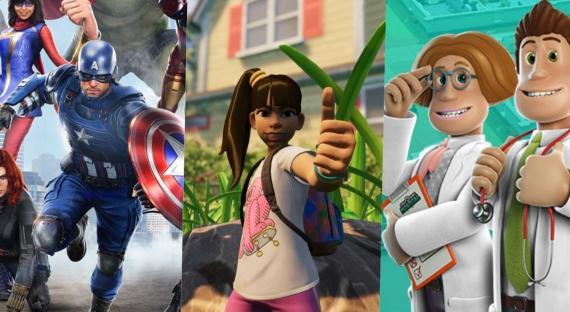 7 juegos gratis para el fin de semana en PlayStation, Xbox y PC