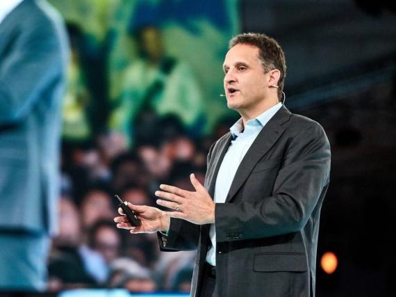Adam Selipsky, consejero delegado de Amazon Web Service.