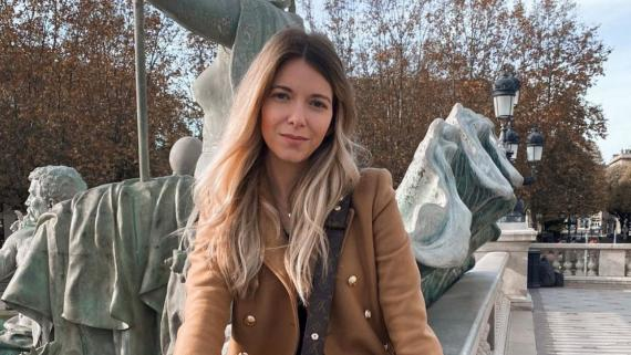 La youtuber Ana Muñoz, más conocida como Love ASMR.