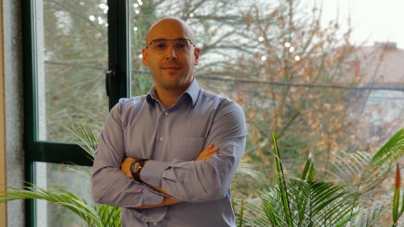 Andrés Tarascó, CEO de Tarlogic.