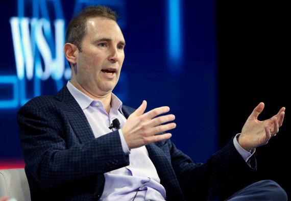 Andy Jassy, CEO de Amazon