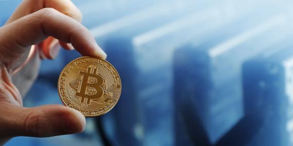 El bitcoin se disparó en los primeros meses de 2021 antes de caer en mayo.