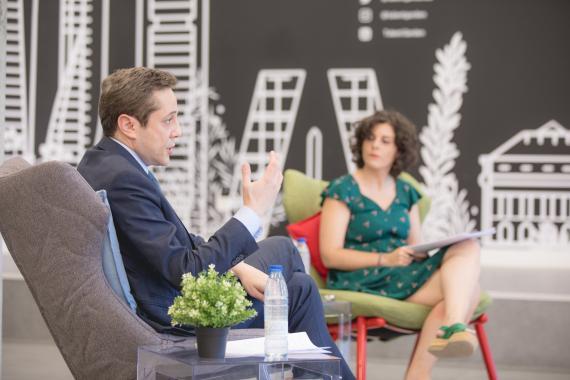 Business Insider Meeting: evento Enisa, José Bayón CEO de Enisa