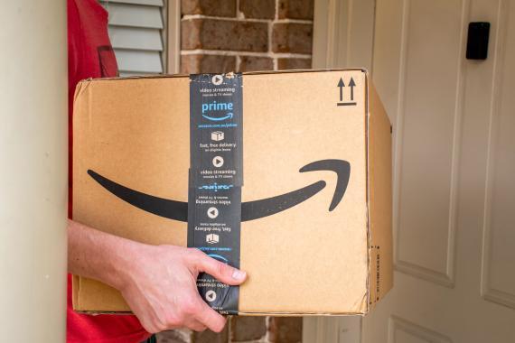 Caja de Amazon