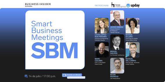 Cartel definitivo XVII Smart Business Meeting