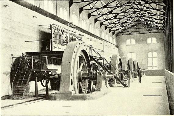 Central Hidroeléctrica Mechanicville (Flickr - Internet Archive Book Images)