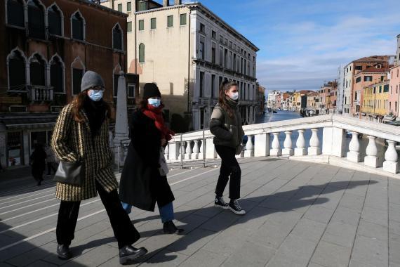 El coronavirus podría haber aparecido por primera vez en Italia en tiempos prepandémicos y antes de Wuhan, sugiere un estudio