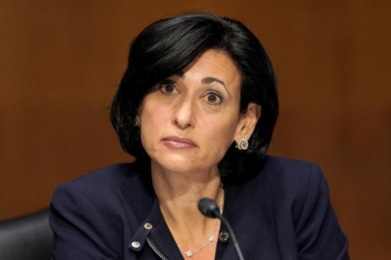 Rochelle Walensky, directora de los CDC, analizó los peligros de la variante delta.