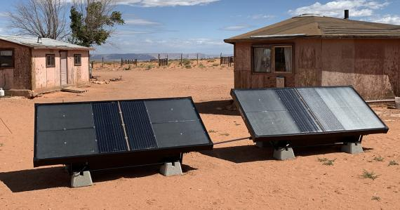 Hidropaneles solares