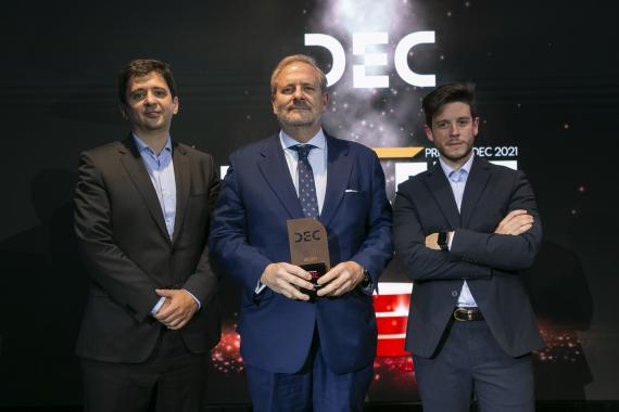 Kia, premiada a Mejor Iniciativa de Empleados en el evento organizado por la Asociación para el desarrollo de la Experiencia de Cliente
