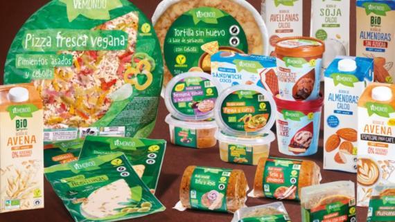 Lidl presenta nueva marca de alimentos para veganos y vegetarianos.